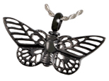 Stainless Steel Nocturnal Butterfly