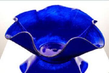 violet memorial bowl